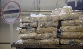 german customs seize 1 580 pounds of cocaine from curaçao curaçao
