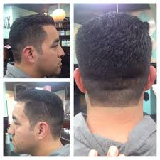 how to trim sides and back of hair 1 on the sides and back trim the top and line up around the head