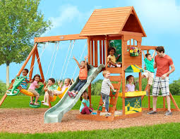 Big Backyard Swing Set Upc 875257032438 Sandy Cove Wooden Swing Set Upcitemdb Com