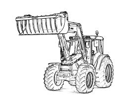 beautiful tractor color pages 88 on coloring pages for adults with