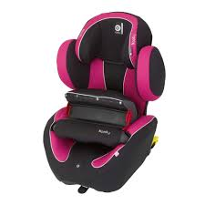 pink kid car kiddy phoenixfix pro 2 isofix group 1 baby child car seat 9