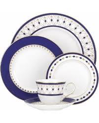 Lenox China Amazing Deal On Lenox Royal Grandeur Blue Gold White China 5