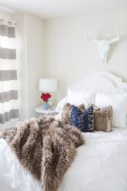 Pottery Barn Fur Blanket Instagram Roundup Mckenna Bleu