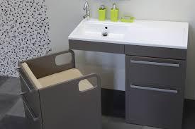cuisiniste salle de bain fabriquer meuble salle de bain avec plan de travail