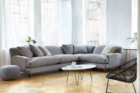 10 of the best grey corner sofas cate st hill