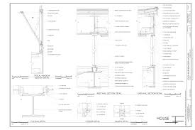 Guard House Floor Plan by Http Betterarchitecture Files Wordpress Com 2013 02 Farnsworth