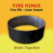 Firepit Liner Ring Pit Liner Insert
