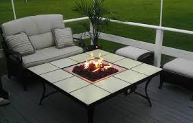 Outdoor Gas Fire Pit Kits by Natural Gas Fire Pit Kit Outdoor Patio Home Fireplaces Firepits