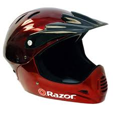 motocross helmets with goggles amazon com razor full face youth helmet black sports u0026 outdoors