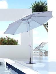 Auto Tilt Patio Umbrella Tilting Patio Umbrella For 9 Ft Deluxe Auto Tilt Patio Umbrella 11