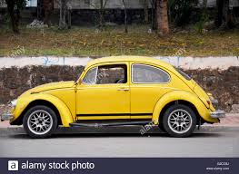 volkswagen beetle classic 2016 classic retro yellow car volkswagen beetle on the road on april 8