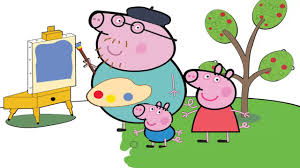 peppa pig coloring pages peppa pig colouring pictures game youtube