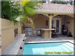 pool and outdoor kitchen designs outdoor kitchen designs with pool myfavoriteheadache com