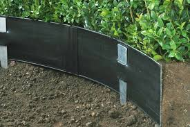 Steel Landscape Edging by 8 Ft Steel Landscape Edging Landscape Design