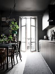 scandinavian interior decordots dark scandinavian interior lotta agatons place