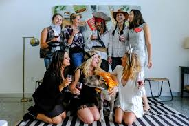 hallowine party inspiration onehope wine