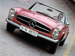 history of the mercedes benz sl youtube