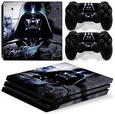 darth vader ps4 black friday amazon com ps4 pro playstation 4 pro console skin decal sticker