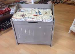 Bathroom Storage Box Seat Best 25 Nautical Seat Pads Ideas On Pinterest Nautical Roman