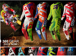 motocross gear fox motosport new 2016 riding gear from fox milled