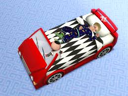 race car beds for girls racecar bed for toddlers by quizicalgin sims3 sims 3 cc custom