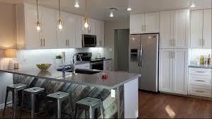 Kitchen Cabinets Chandler Az J U0026k White Shaker Cabinet Showroom In Mesa Chandler Gilbert Az 85225