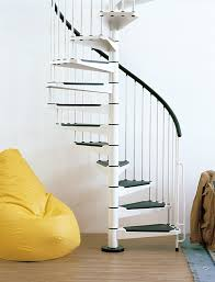 Spiral Stair Handrail Stair Kits Modular Stairs Arkè Design By Kit Escaliers Com