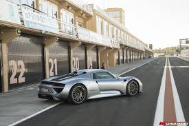 porsche chrome road test 2014 porsche 918 spyder review