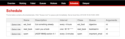 how to schedule a task in windows github resque resque scheduler a light weight job scheduling