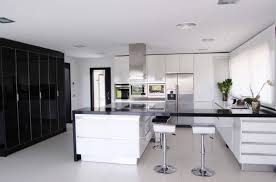 White Kitchen Table by Best Modern White Kitchen Ideas U2014 All Home Design Ideas