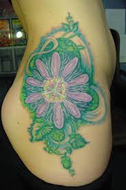 36 best cute flower tattoos on shoulder images on pinterest