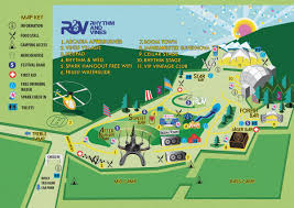 Festival Map Festival Map Rhythm U0026 Vines Emily Scott Portfolio The Loop