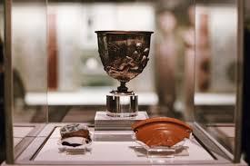 The Portland Vase Origin Of The Portland Vase In British Museum
