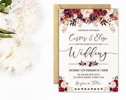 floral wedding invitations flower wedding invitations yourweek 525883eca25e