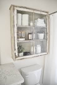 vintage bathroom storage ideas diy bathroom cabinet liz