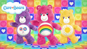 care bears plush commercial