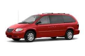 2005 chrysler town u0026 country new car test drive