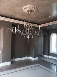 Plaster Chandelier by Italian Plaster Works Venetian Plaster Fine Wall Finishes