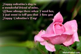 happy s day to a wonderful valentines day message for