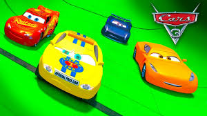 disney pixar cars 3 movie new cars jackson storm lightning