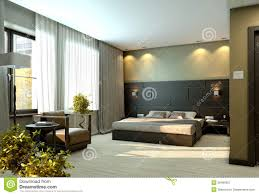 modern luxury beige bedroom stock image image 26469051