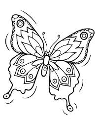 70 butterfly coloring pages images butterflies