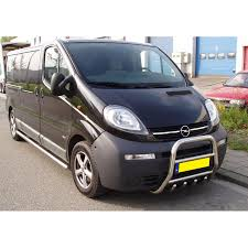 opel vivaro 2007 ø60 opvi 37 2482 opel vivaro front bull bar with grill shark car