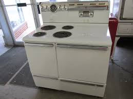 Ge Electric Cooktops America U0027s 1 Site For Restored Vintage Antique Stoves And
