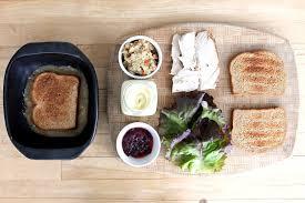 leftover turkey sandwich recipe from friends popsugar food