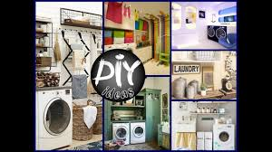 Laundry Room Decorating Ideas by Smart Laundry Room Organization And Laundry Room Decor Ideas Youtube
