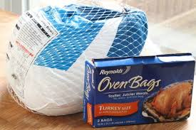 turkey bags cooking turkey breast in an oven bag