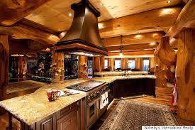 luxury log home interiors big white luxury log castle crafted from centuries trees photos