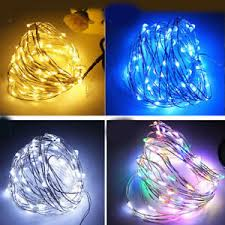 ultra thin wire led lights 20 100 300 led copper ultra thin wire string fairy lights xmas