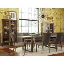 rectangle dining room sets a r t furniture 223220 2302 epicenters williamsburg rectangular